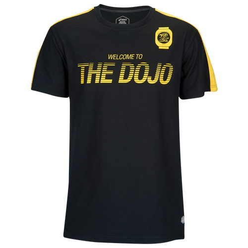 great look enjoy lowest price buy ASICS Tiger Welcome To The Dojo S/S T-Shirt 2 - Men's