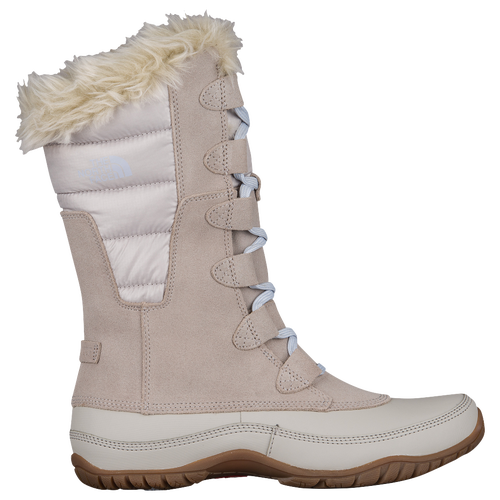 The North Face Womens Nuptse Purna Boots (Dove Grey)