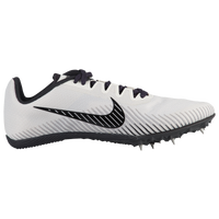 Nike Zoom Rival M 9 - Girls' Grade School - White