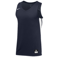 Nike Team National Jersey - Boys' Grade School - Navy / White