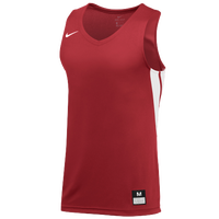 Nike Team National Jersey - Boys' Grade School - Red / White