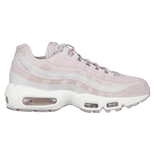 Nike Air Max 95 LX Velvet - Women's - Casual - Shoes - Particle Rose/Particle  Rose/Vast Grey/Summit White