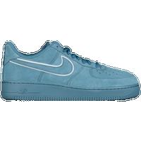 Nike Air Force 1 LV8 - Men's - Aqua / Aqua
