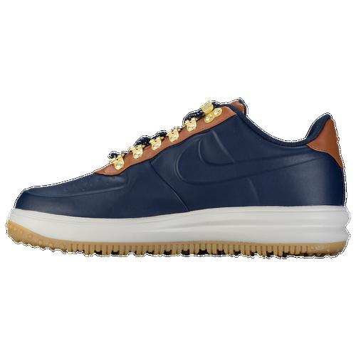 designer fashion daaf6 29c50 ... Nike Lunar Force 1 Duckboot Low - Men s - Casual - Shoes - Obsidian  Obsidian ...