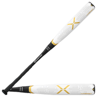 Easton Beast X Hybrid BBCOR Baseball Bat - Men's - White / Black