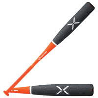 Easton Beast X Baseball Bat - Grade School - Black / Orange