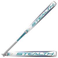 Easton Stealth Flex Fastpitch Bat - Women's - White / Grey