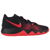 Nike Kyrie Flytrap - Boys' Grade School -  Kyrie Irving - Black / Red