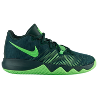 Nike Kyrie Flytrap - Boys' Grade School -  Kyrie Irving - Dark Green / Light Green