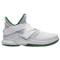 Nike LeBron Soldier XII - Boys' Grade School -  Lebron James - White / Green