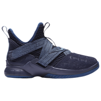 Nike LeBron Soldier XII - Boys' Grade School -  Lebron James - Navy