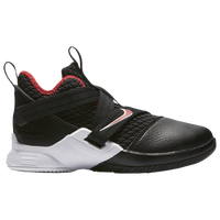 Nike LeBron Soldier XII - Boys' Preschool -  Lebron James - Black