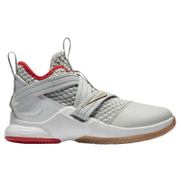 69e97d0b778 Nike LeBron Soldier XII - Boys  Preschool - Lebron James - White   Grey