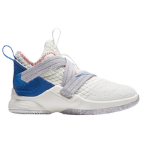 Nike LeBron Soldier XII - Boys' Preschool -  Lebron James - White