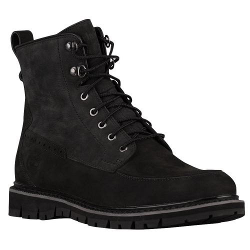 timberland britton hill moc toe boots men 39 s casual. Black Bedroom Furniture Sets. Home Design Ideas