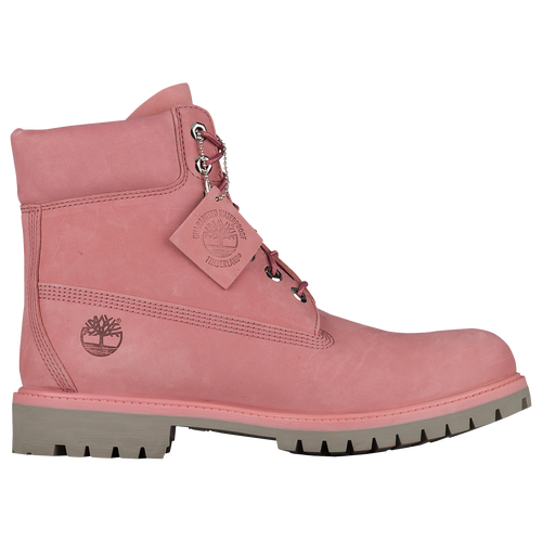 Timberland 6 Premium Waterproof Boots Mens Casual Shoes Dusty Rose