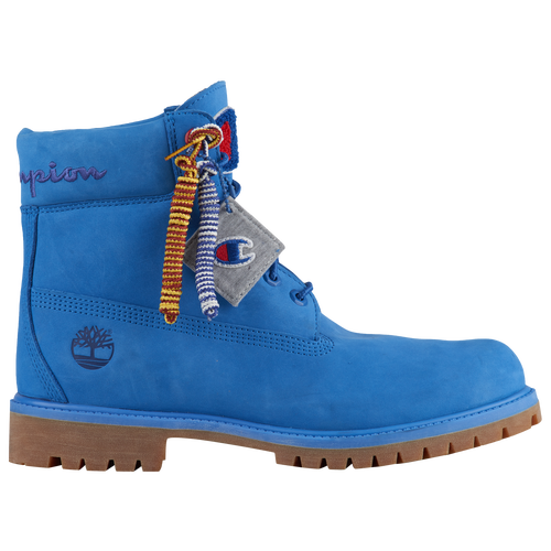 Timberland X Champion 6 Quot Boots Men S Casual Shoes