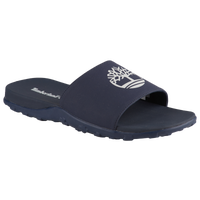 Timberland Fells Slide - Men's - Navy