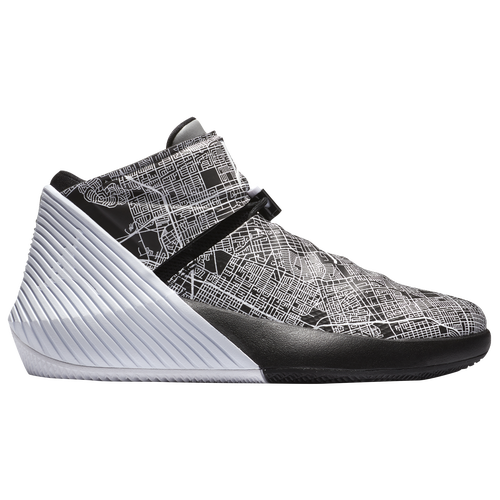 Jordan Why Not Zero.1 - Mens - Basketball - Shoes - Russell Westbrook -  BlackWhite