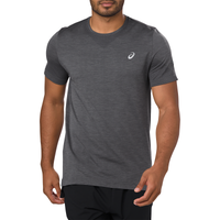 ASICS® Seamless Short Sleeve T-Shirt - Men's - Grey