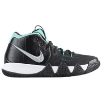 Nike Kyrie 4 - Boys' Grade School -  Kyrie Irving - Black