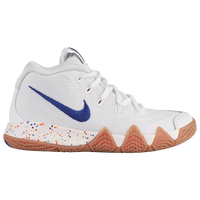 Nike Kyrie 4 - Boys' Preschool -  Kyrie Irving - White