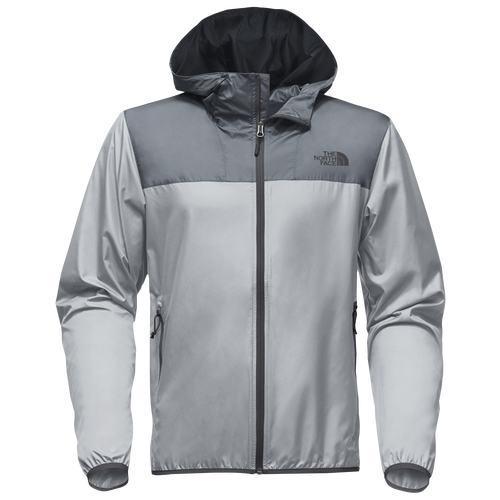 The North Face Cyclone 2 Wind Jacket - Men's Casual - High Rise Grey/Mid Grey A2VD9W6X