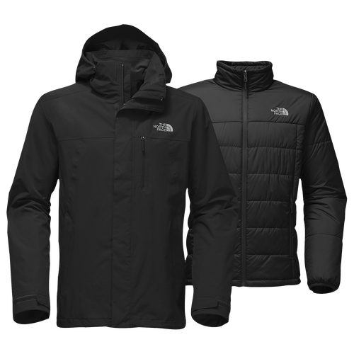 The North Face Carto TriClimate Jacket - Men's Casual - Tnf Black A33PTKX7