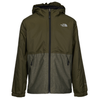 The North Face Warm Storm Jacket - Boys' Grade School - Olive Green