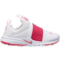 Nike Presto Extreme - Girls' Grade School - White / Pink