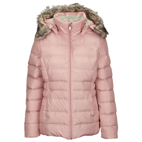 The North Face Gotham Jacket II - Women s - Casual - Clothing - Misty Rose 2a043d545f39