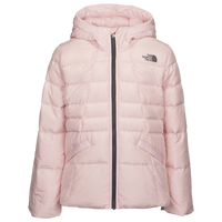 The North Face Moondoggy 2.0 Down Hooded Jacket - Girls' Grade School - Pink