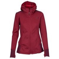 The North Face Shastina Stretch Hooded Jacket - Women's - Cardinal