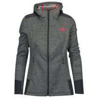 The North Face Shastina Stretch Hooded Jacket - Women's - Grey