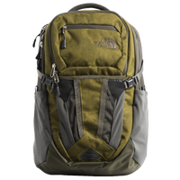 The North Face Recon Backpack - Olive Green / Grey