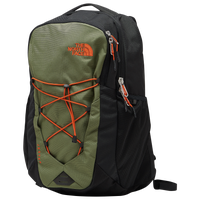 The North Face Jester Backpack - Black / Olive Green