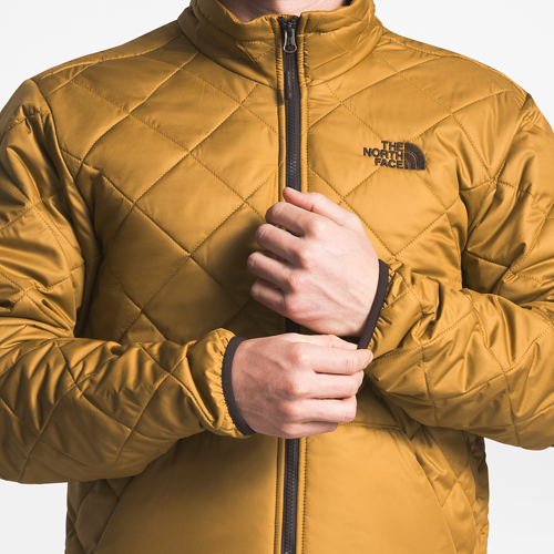 ... new style the north face cervas jacket mens casual clothing golden  brown 50131 ff332 73e355d1e