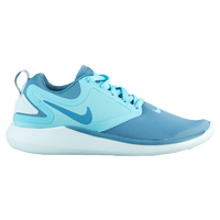 Nike LunarSolo - Girls' Grade School - Aqua / Blue