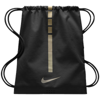 Nike Hoops Elite Gym Sack - Black / Gold