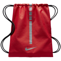 Nike Hoops Elite Gym Sack - Red / Black