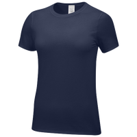 Nike Team Core SS Tee - Women's - Navy / Navy