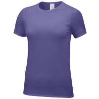 Nike Team Core SS Tee - Women's - Purple / Purple