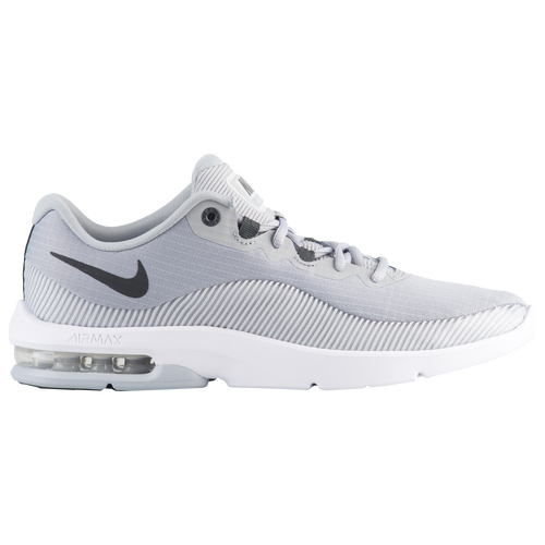 Nike Air Max Advantage 2 - Men's - Running - Shoes - Wolf Grey/Anthracite/Pure Platinum/White