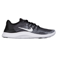 Nike Flex Run 2018 - Men's - Black / White
