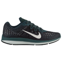 Nike Zoom Winflo 5 - Men's - Black / Dark Green