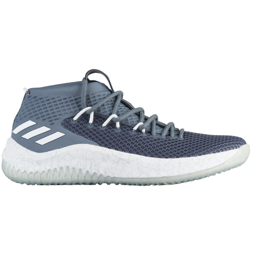 adidas Dame 4 - Men's - Basketball - Shoes - Damian Lillard -  Onix/White/Onix