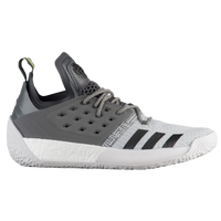adidas Harden Vol. 2 - Men's -  James Harden - Grey / Grey