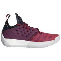 adidas Harden Vol. 2 - Men's -  James Harden - Red / Maroon