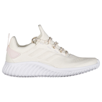 adidas Alphabounce CR - Girls' Grade School - Off-White / White