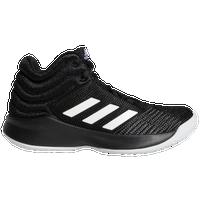 d5ef7e845 adidas Pro Spark - Boys  Grade School - Black